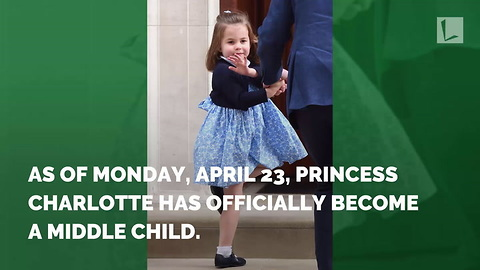 While Kate Gave Birth To Royal Baby, Princess Charlotte Made History And No One Realized