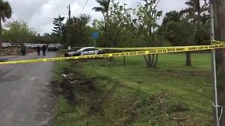 Attempted murder-suicide investigated in Boynton Beach - Video