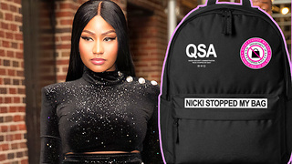 Nicki Minaj Mocks Cardi B With New Merch