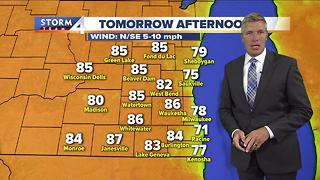 Brian Gotter's Monday 10pm Storm Team 4cast - Video