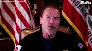 Schwarzenegger has a problem with reality