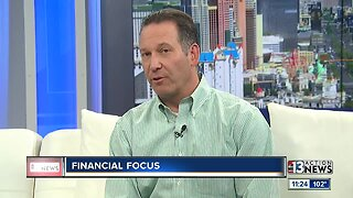 Financial Analyst, Steve Budin, discusses recession predictions and the stock market
