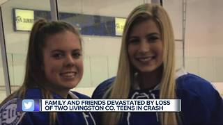 Michigan hockey community devastated by deadly accident that killed two rising stars - Video