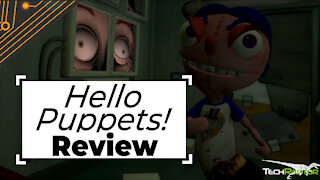 Hello Puppets!   Review
