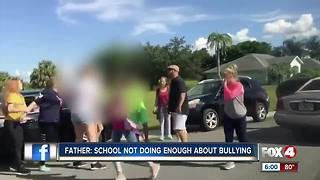 Fights at bus stop concern students, parents - Video