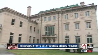 KC Museum starts construction on new project