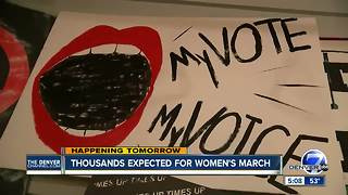 Women's March - Video