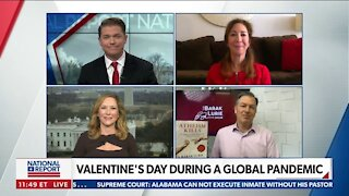 VALENTINE'S DAY DURING A GLOBAL PANDEMIC
