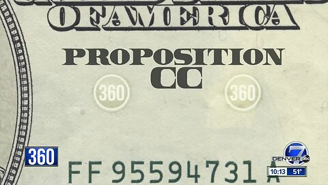Proposition CC: Breaking down the November ballot question on TABOR refunds