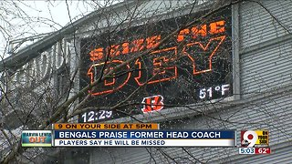 Bengals players react to Marvin Lewis' departure
