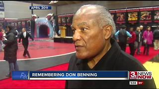 Don Benning Remembered on 3 - Video