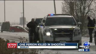 Sheriff: Man shot and killed by Greeley police pulled handgun - Video