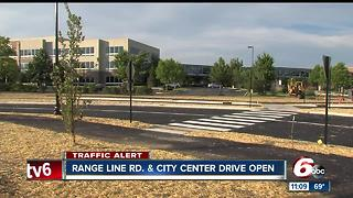 Carmel set to open three new roundabouts Fourth of July weekend - Video