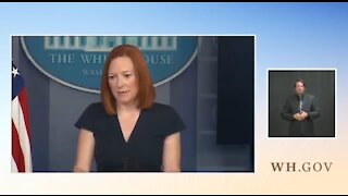 Psaki Defends Biden's Lies About Wanting Bipartisan