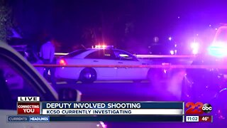 Deputy-Involved Shooting