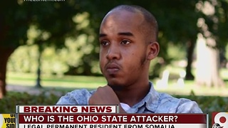Who is the Ohio State attacker? - Video