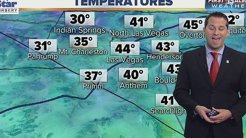 13 First Alert Weather for Sunday morning