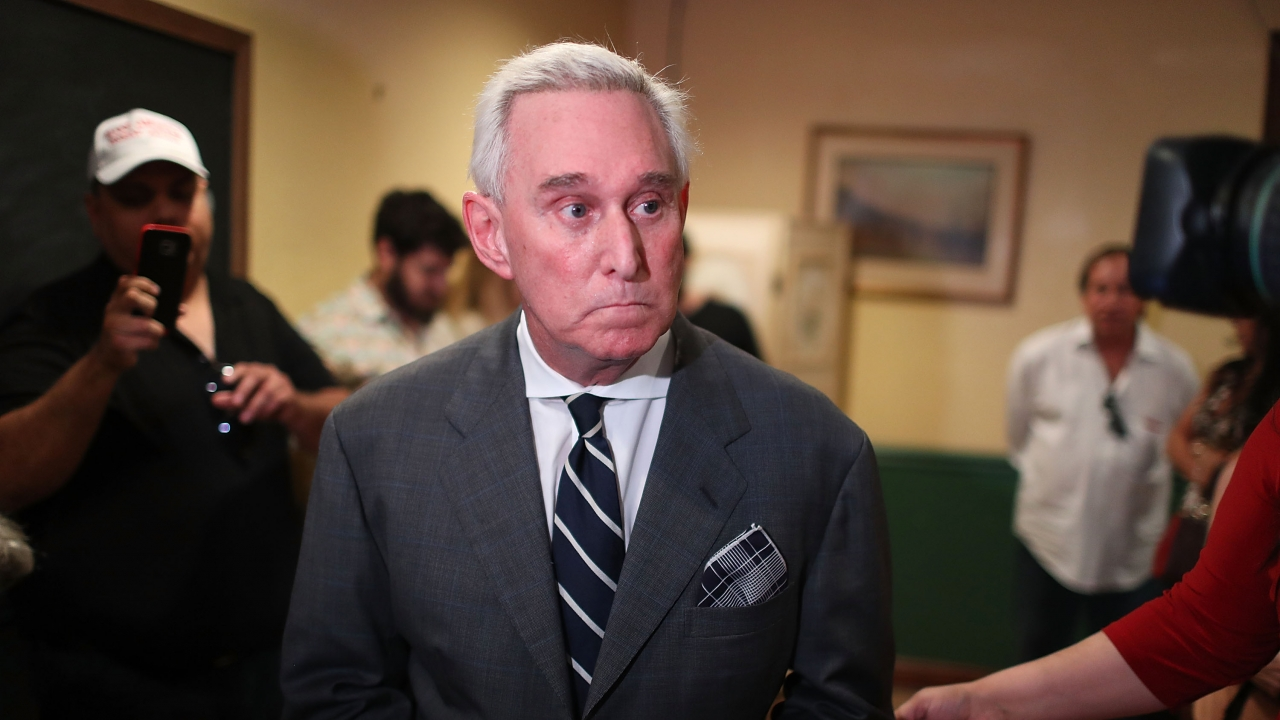 Roger Stone's Trial Starts This Week