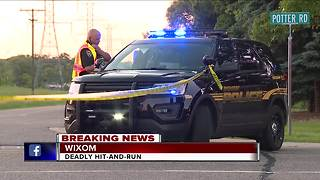 14-year-old killed in hit-and-run in Wixom