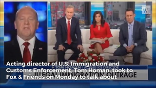 ICE Chief Compares Trump's Performance To 6 Previous Presidents... Mexico's Not Going To Like It - Video
