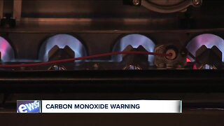 Christmas Day exposure incident highlights dangers of carbon monoxide