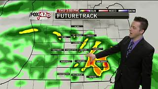 Dustin's Forecast 2-13 - Video