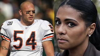 Brian Urlacher Being SUED for $125 MILLION for Framing Baby Mama for MURDER - Video