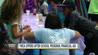 Affordable after school programs for students