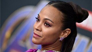 Zoe Saldana Answers The Question: Are The 'Avengers' Over?