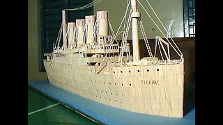 Matchstick Titanic - Video