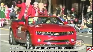 MIKC: Bakersfield Christmas Parade - Video