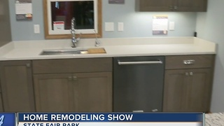 Home building and remodeling show opens - Video