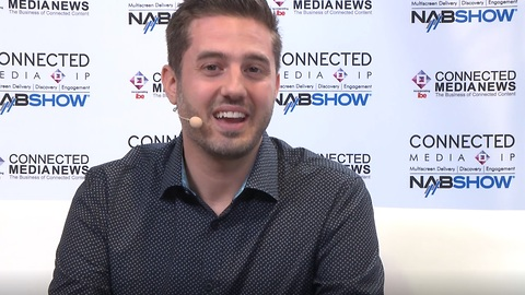 Chris Pavlovski Speaks at NAB 2018 on Rumble's Video Platform