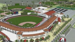Collier Commissioners shut down talks on Braves stadium - Video