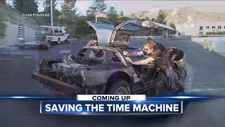 Outatime-Saving the Time Machine - Video