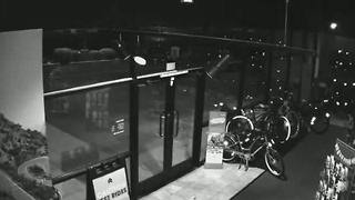 RAW VIDEO: OVPD looking for bike thief from Christmas