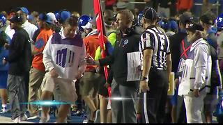 Coach Harsin noticed by Lindys Magazine - Video