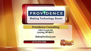 Providence Consulting - 7/13/17 - Video