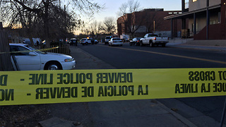 Man dead after shooting, crash - Video