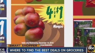 Ready to shop for your groceries? - Video