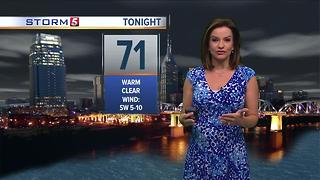 Bree's Evening Forecast: Tues., July 11, 2017 - Video