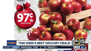 Best grocery store deals this week - Video