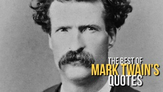 The Best of Mark Twain's Quotes - Video