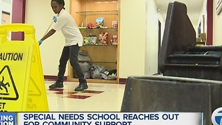 Special needs school reaches out for community support - Video
