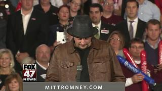 Kid Rock hints at running for US Senate - Video