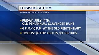 WHAT TO DO: This weekend lots of concerts and scavenger hunts for all ages - Video