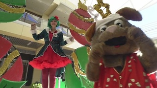 Get In The Spirit At Downtown Summerlin! 11/21/16 - Video