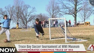 Soccer teams gear up for Truce tournament - Video