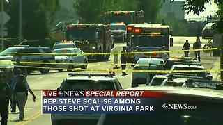 ABC News Pierre Thomas on Virginia Shooting - Video