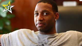 Tracy McGrady Celebrates 37th Birthday And Rides With Luber - Video